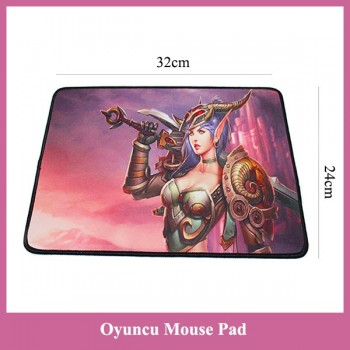 32x24 Oyuncu Mouse Pad